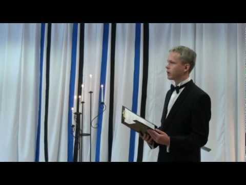 Raasiku vallavanema AARE ETS'i vabariigi aastapäeva kõne (24.02.2012 Aruküla Uudised)