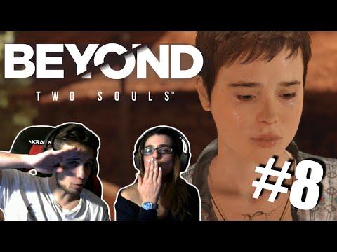 NO ESTAS SOLA JODIE | BEYOND TWO SOULS