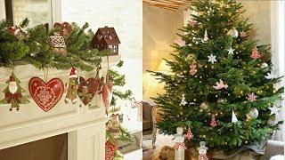 DecoraciÓn De Navidad 2019 Y Año Nuevo 2020 | Tendencias En Adornos Navideños | Ideas Con Estilo