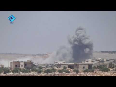 Обстановка в Сирии на 12.06.2016