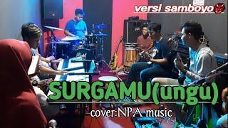 Download Mp3 Surgamu Ungu .versi Koplo Samboyo_cover Npa Music