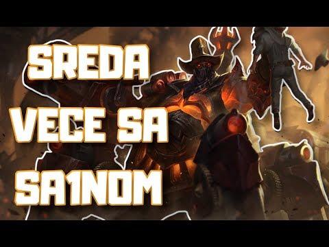 SREDA VECE SA SA1NOM v2 / VRACAMO LATE NIGHT STREAM! :)