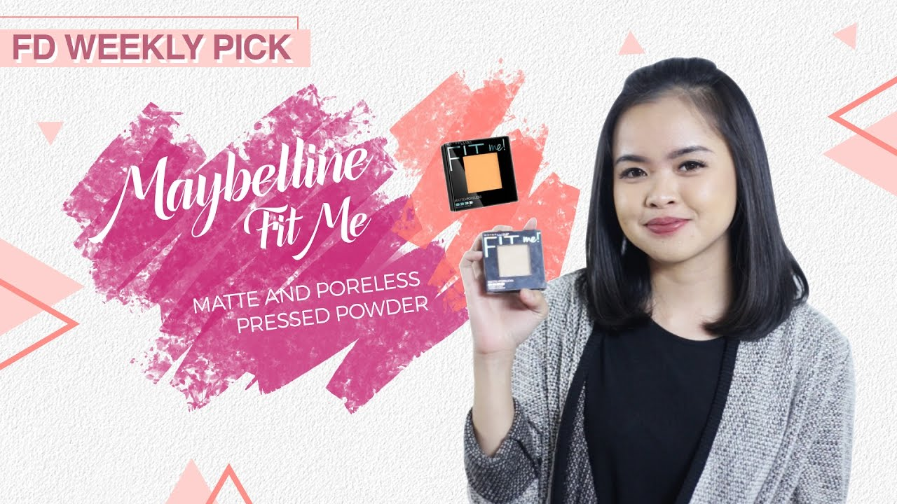 Maybelline Fit Me Matte Poreless Powder 220 Natural Beige Fd Airyrooms Foundation 30ml Weekly Pick Youtube