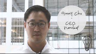 My Aha Moment with Gimmy Chu of Nanoleaf #MaRSaha