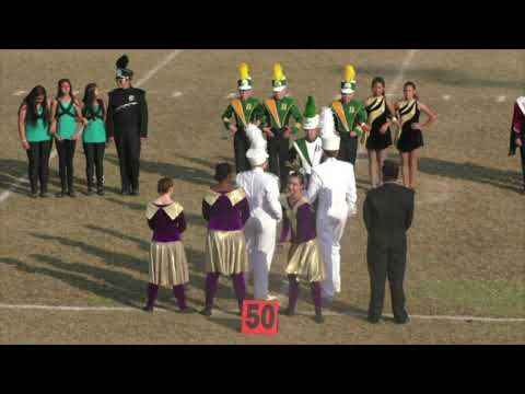 Beardsley Junior High School Band- Stockdale High School 11/10/18