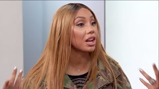 Tamar Braxton Style Code Live interview 2017 (Talks family drama, fashion and beauty, etc.)
