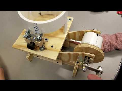 Plastic Bottle String Maker - Iowa State ME 270 Design Project