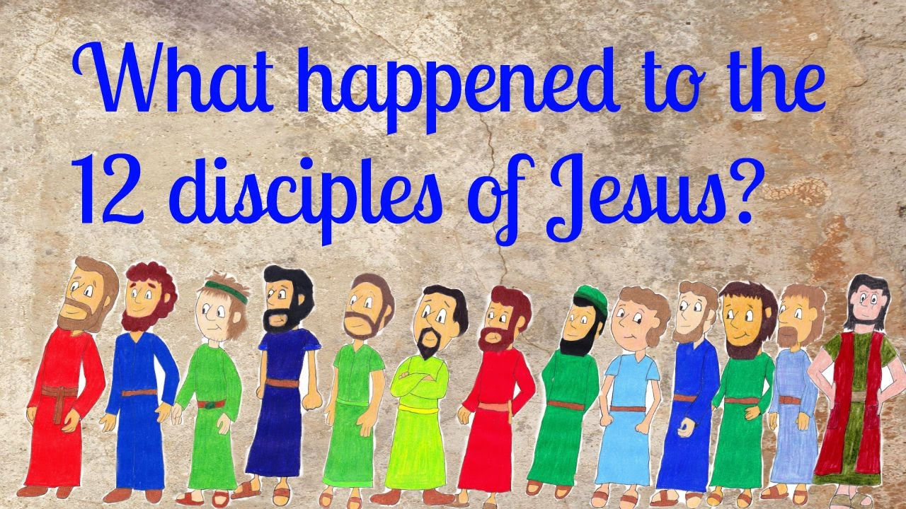 What happened to the 12 disciples of Jesus? - YouTube