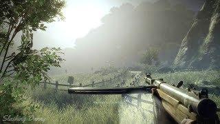 Battlefield Bad Company 2 Jungle Mission Gameplay