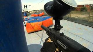 A day at pop all paintball