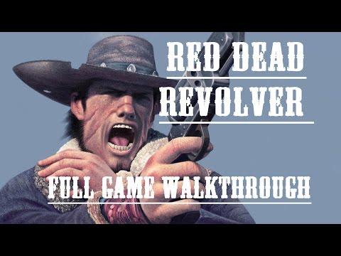 Red Dead Revolver - Full Game Walkthrough - No commentary