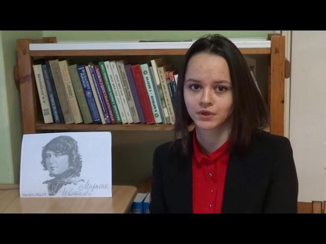 Изображение предпросмотра прочтения – АннаЖирнова читает произведение «Вчера еще в глаза глядел...» М.И.Цветаевой