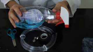 How to Make a Spray Bottle that Works in Any Orientation