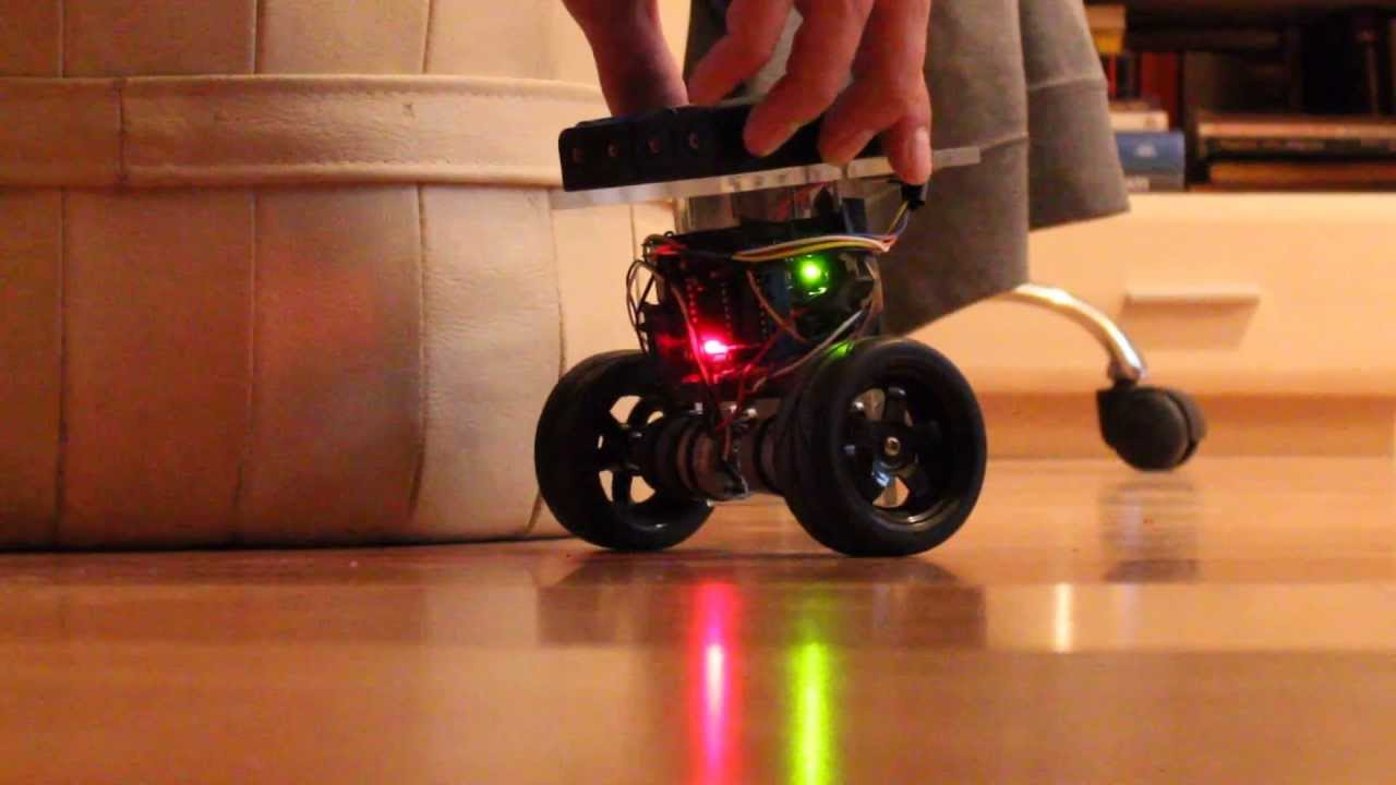 Self balancing arduino robot youtube