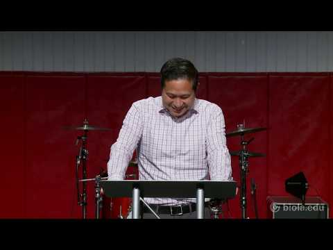 David Wang: Breaking the Chains of Intergenerational Brokenness [Biola University Chapel]
