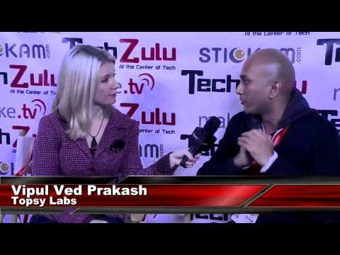 Vipul Ved Prakash of Topsy Labs | SXSW 2012 - YouTube