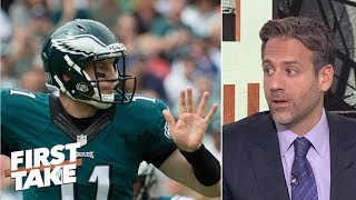 'The Eagles are done'- Max Kellerman | First Take