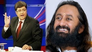 The Newshour Direct: Sri Sri Ravi Shankar (9th April 2014)