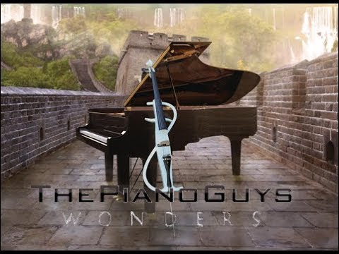 Pictures at an exhibition piano guys