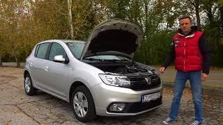 Dacia Sandero - testirao Juraj Šebalj