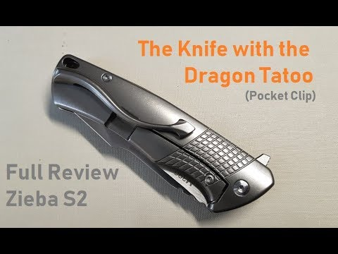 Is The Knife With The Devil Tail Clip Any Good? Zieba S2