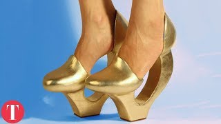 10 Shoes Not Even LADY GAGA Would Wear