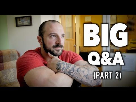 BIG Q&A (Part 2)