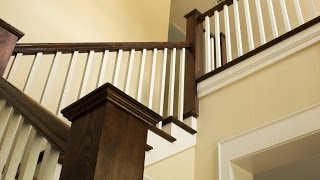 Производство деревянных лестниц(, 2013-09-05T06:08:36.000Z)