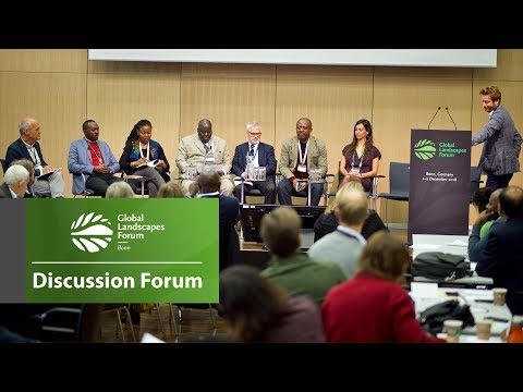 Discussion Forum 1: Delivery of quality and diverse planting material
