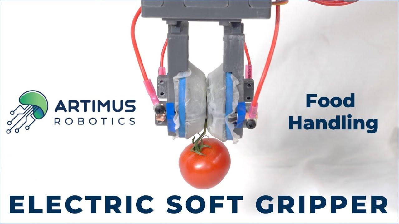Introducing Soft Grippers from Artimus Robotics