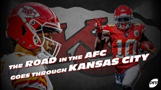 The Road in the AFC Goes Through Kansas City | PFF
