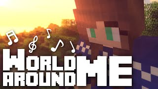 "♫""World Around Me"" - A Minecraft parody of ""Blank Space"" By Taylor Swift"