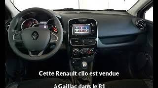 Renault clio occasion visible à Gaillac présentée par Gaillac auto