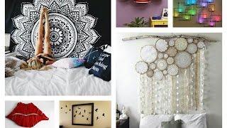 Creative Wall Decor Ideas   Diy Room Decorations