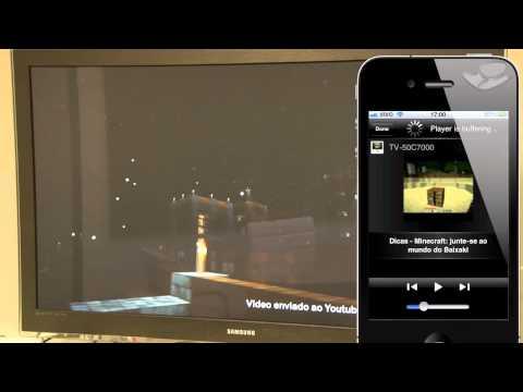 Dicas - Como transmitir vídeos do iOS e Android para a TV - Baixaki