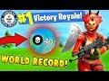 40 KILLS BY 1 PLAYER WORLD RECORD Fortnite Solo FAILS WINS 7 mp3
