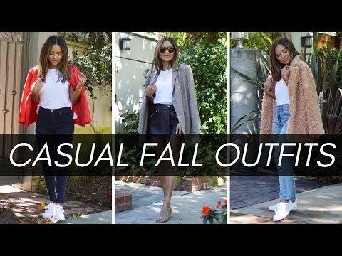 Casual Chic Fall Outfits 2018 Feat. Koolaburra Mp3