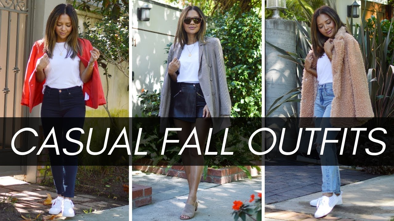 Casual Chic Fall Outfits 2018 Feat. Koolaburra 4