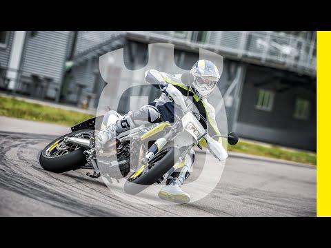 701 SUPERMOTO - The Curve | Husqvarna Motorcycles