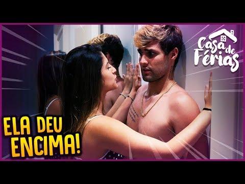 ELA DEU EM CIMA DE MIM!! - CASA DE FÉRIAS #4 [ REZENDE EVIL ]