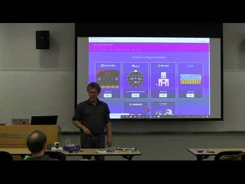 Microsoft MakeCode: from C++  to TypeScript and Blockly (and Back)