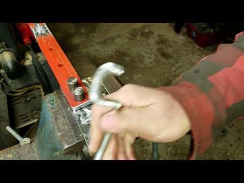 DIY 3/8 rod Bender