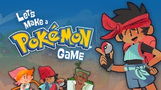 Let#39s Make a Pokemon Game!