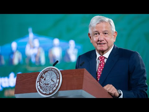 Continúan denuncias de delitos electorales y protección a candidatos. Conferencia presidente AMLO