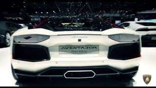 Lamborghini Aventador LP700-4 Pirelli Edition 2015 Videos