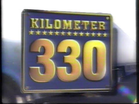 Eine komplette Folge KILOMETER 330 mit JONNY HILL 1998