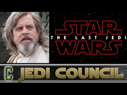 How Powerful Will Luke Skywalker Be In The Last Jedi? - Collider Jedi Council