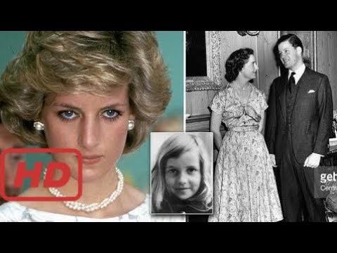 'I saw my father slap my mother': Diana's deeply unhappy childhood revealed in her tapes