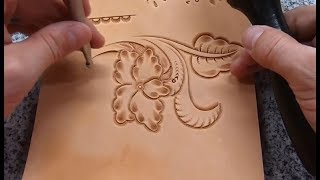 Introduction to Floral Carving with Joe Meling