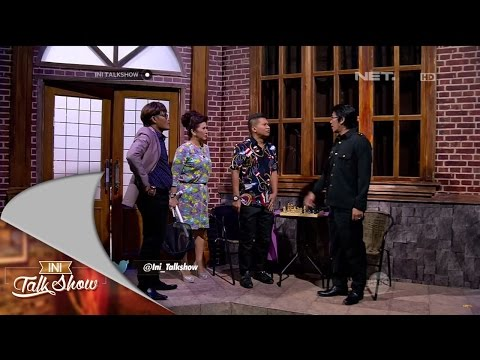Ini Talk Show 21 September 2015 Part 1/6 - Armand Maulana, DJ Una, Vega, Anna
